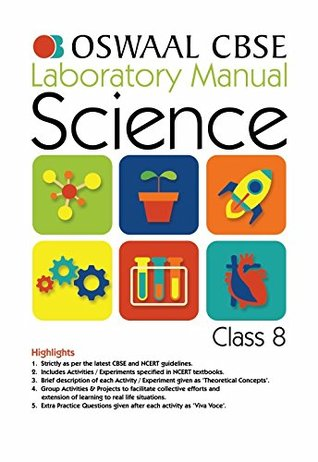 Oswaal CBSE Laboratory Manual For Class 8 Science