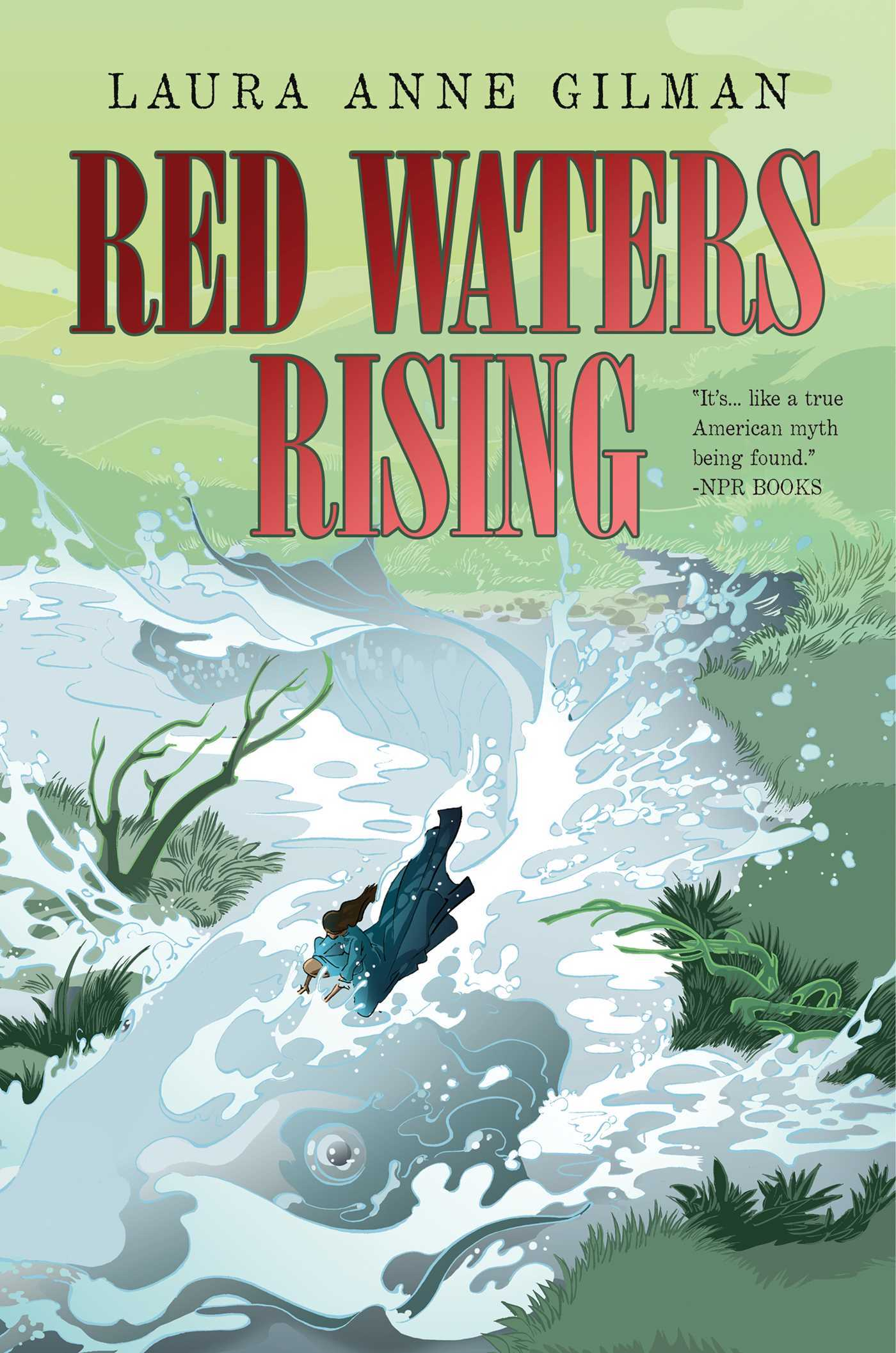 Red Waters Rising (The Devil's West, #3)