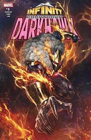 Infinity Countdown: Darkhawk #3                  (Infinity Countdown (Single Issues))