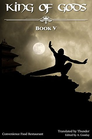 King of Gods Book V