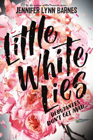 Image result for little white lies by jennifer lynn barnes
