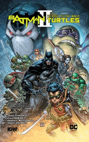 Batman/Teenage Mutant Ninja Turtles II
