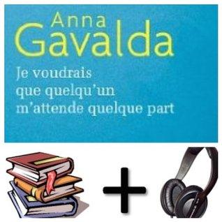 Je voudrais que quelqu'un m'attende quelque part Audiobook PACK [Book + 3 CD's - recording of 9 out of 12 stories]