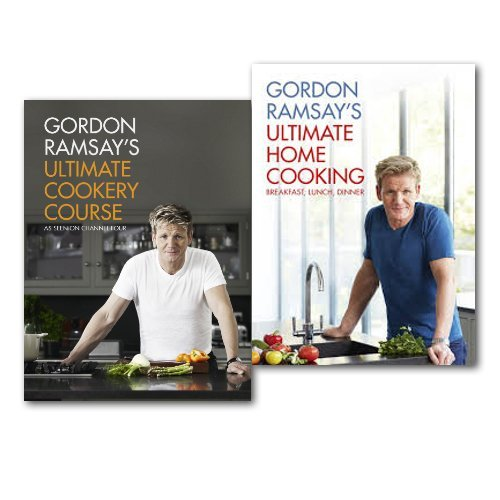 Gordon Ramsay's Ultimate Cookery Collection 2 Books Set,