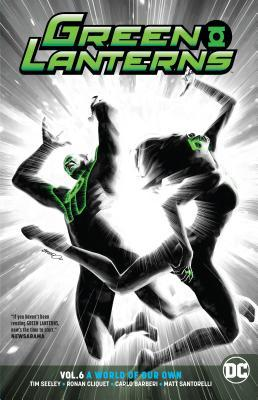 Green Lanterns, Vol. 6: A World of Our Own