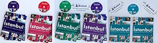 Turkish Language Complete Set, Istanbul Course Books Pack: 5 Books, Beginner to Advanced Levels: A1,A2,B1,B2,C1 &C1+