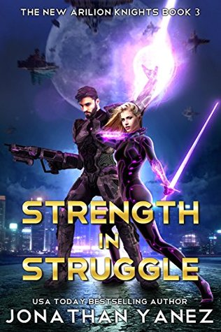 Strength in Struggle by Jonathan Yanez