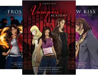 Vampire Academy: The Graphic Novel Series (4 Book Series)