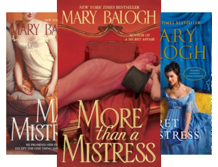 The Mistress Trilogy (3 Book Series)