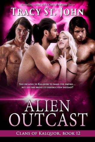Alien Outcast (Clans of Kalquor, #12)