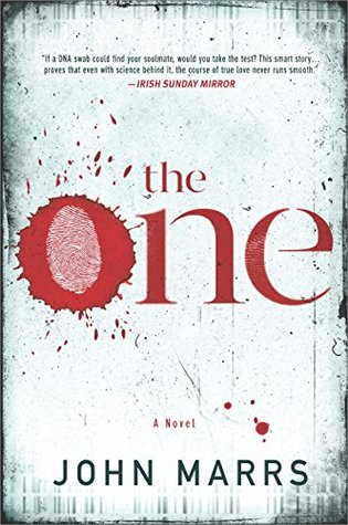 Cover of THe One by John Marrs