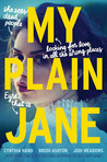 Book cover for My Plain Jane (The Lady Janies #2)