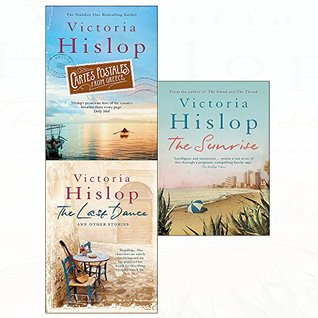 Cartes Postales from Greece / The Last Dance and Other Stories / The Sunrise 3 books set
