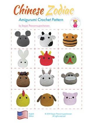 Chinese Zodiac Amigurumi Crochet Pattern