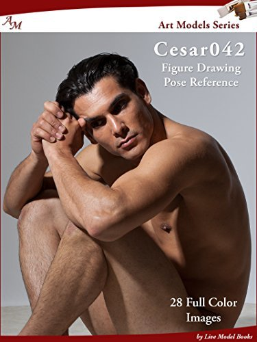Art Models Cesar042: Figure Drawing Pose Reference