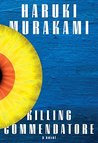 Book cover for Killing Commendatore
