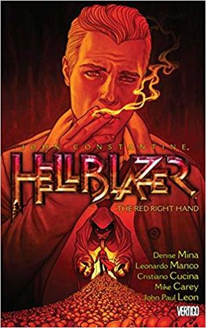 Hellblazer, Volume 19: The Red Right Hand