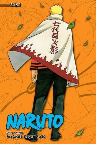 Naruto (3-in-1 Edition), Vol. 24: Includes vols. 70, 71  72