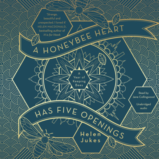 A Honeybee Heart Has Five Openings by Helen Jukes