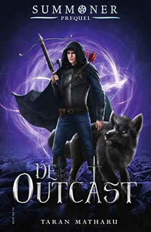 De Outcast (Summoner #4) – Taran Matharu