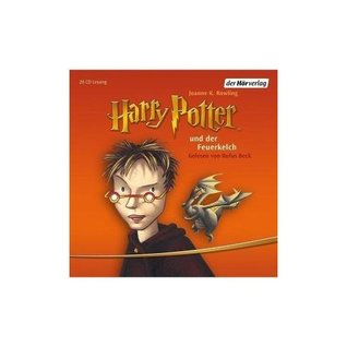 "Harry Potter und der Feuerkelch (German Audio CD (20 Compact Discs) Edition of ""Harry Potter and the Goblet of Fire"")"