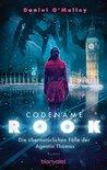 Codename Rook: Roman (Die übernatürlichen Fälle der Agentin Thomas 1)