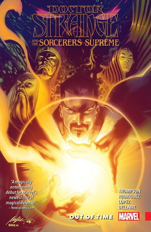 Doctor Strange and the Sorcerers Supreme, Volume 1: Out of Time