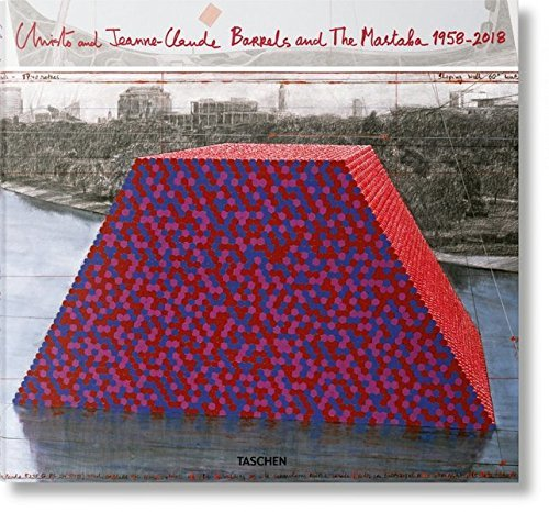 Christo and Jeanne-Claude: Barrels and The Mastaba 1958–2018