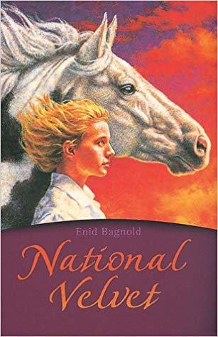 National Velvet Book