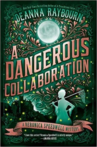 A Dangerous Collaboration (Veronica Speedwell #4)