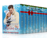 Sweet Christmas Kisses 5: A Bundle of 9 Wholesome Holiday Romances