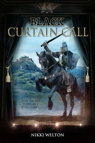 Black Curtain Call by Nikki Joan