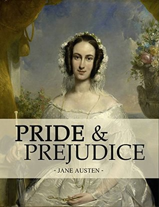 PRIDE AND PREJUDICE: large print version