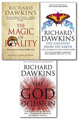 Richard Dawkins 3 books Set