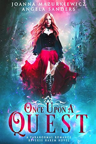 Once Upon a Quest (Once Upon a..., #1)
