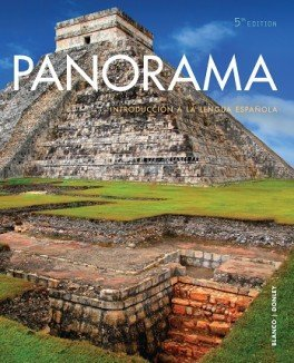 Panorama 5th Student Edition w/ Supersite Code