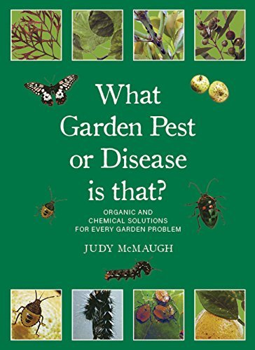 What Garden Pest or Disease is That: Organic and Chemical Solutions for Every Garden Problem