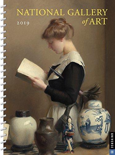 National Gallery of Art 2019 Engagement Calendar