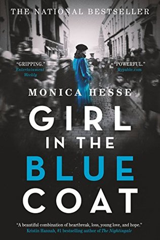 Image result for the girl in the blue coat