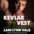 Kevlar To My Vest (The Heroes of The Dixie Wardens MC, #3) by Lani Lynn Vale