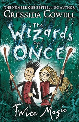 Twice Magic by Cressida Cowell