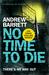 No Time To Die (Eddie Collins #2)