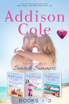 Sweet with Heat (Sweet with Heat: Seaside Summers, #1-3)