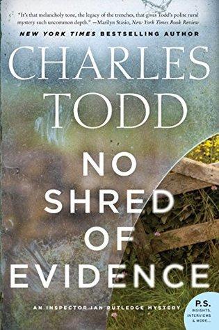 No Shred of Evidence (Inspector Ian Rutledge #18)