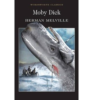 Moby Dick (Wordsworth Classics) (Wadsworth Collection) by Herman Melville (1999) Paperback