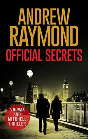 Official Secrets (Novak and Mitchell Book 1)