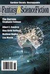 The Magazine of Fantasy & Science Fiction May/June 2018 (The Magazine of Fantasy & Science Fiction Book 134)