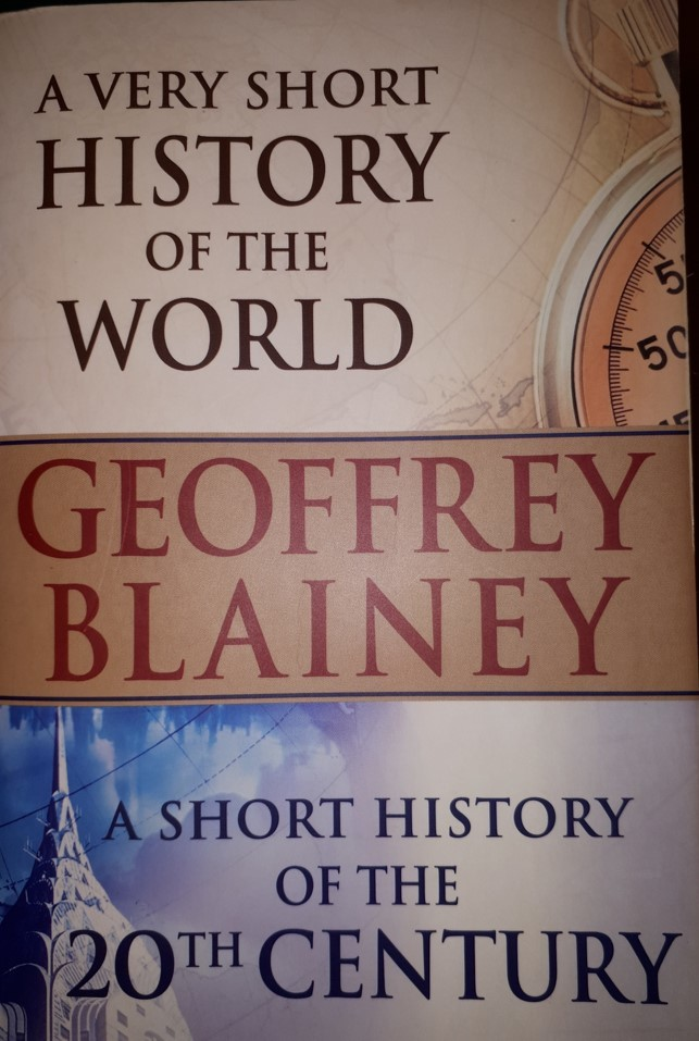 A Very Short History of the World and A Short History of the 20th Century