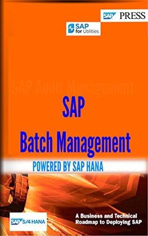 SAP Logistics Batch Management