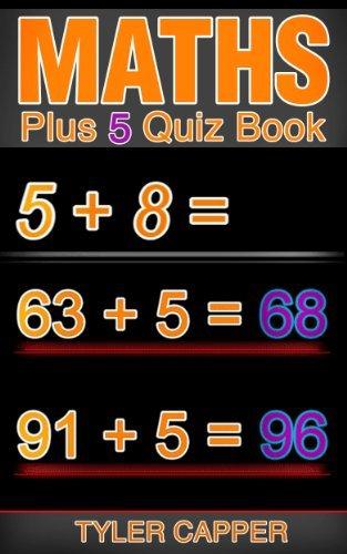 Maths Plus 5. Interactive Quiz Book